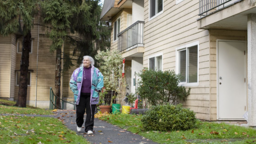 Globe and Mail: Growing number of Vancouver-area seniors facing housing crisis